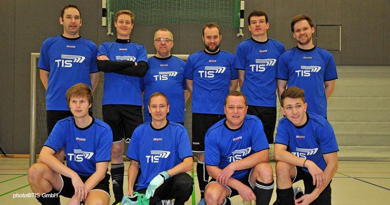 Benefiz-Fussballturnier | TIS GmbH