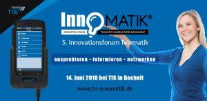 TIS InnoMATIK | Hausmesse der TIS GmbH