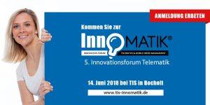 Einladung zum InnoMATIK Logistik Symposium
