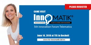 Invitation to InnoMATIk logistics symposium