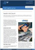 Downloadvorschau Logistik Anwenderbericht Zufall logistics group | Kunde der TIS GmbH