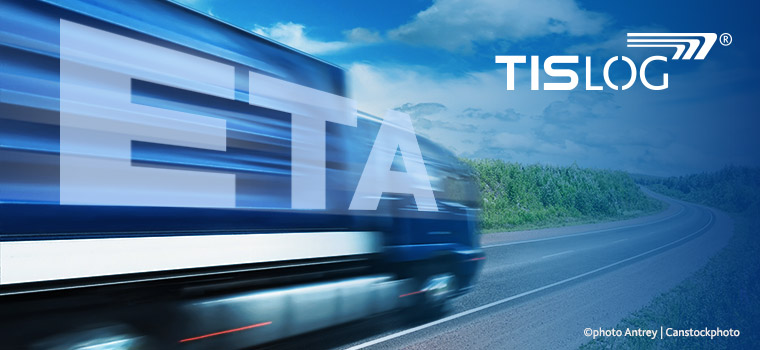 ETA-Bestimmung in der TISLOG Logistik-Software
