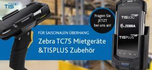 Logistik-Hardware von der TIS GmbH mieten