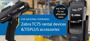 Rent logistics hardware from TIS GmbH