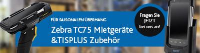 Mietgeräte der TIS GmbH