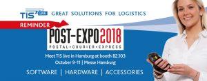 TIS GmbH at Post-Expo 2018