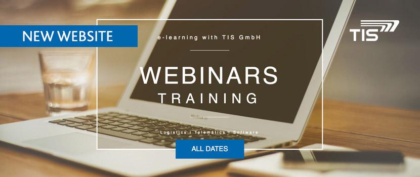 Webinars of TIS GmbH