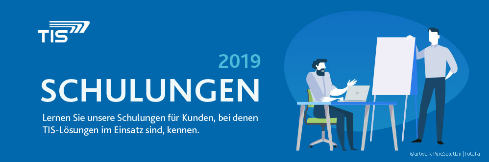 Schulungen 2019 bei der TIS GmbH
