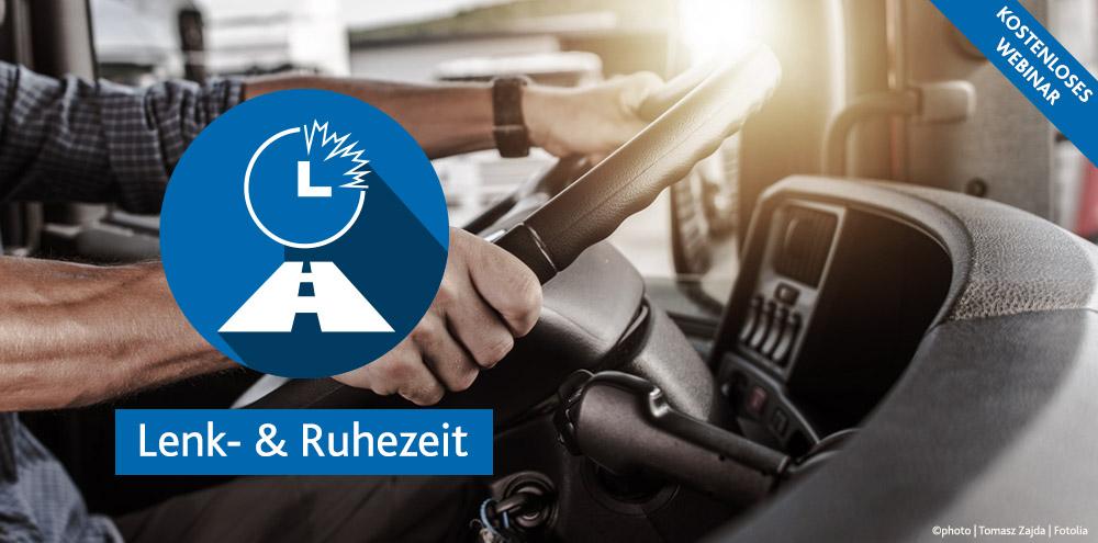 Webinar der TIS GmbH Lenkzeit und Ruhezeit