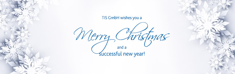 TIS GmbH wishes Merry Christmas