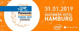 Panasonic IT Solutions Forum 2019