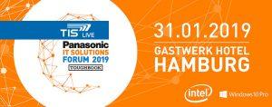 Panasonic IT Solutions Forum 2019