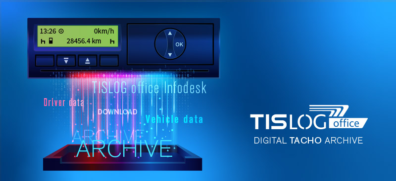 TISLOG office | Digital Tacho Archive