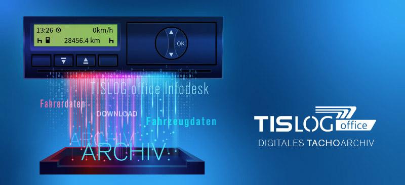 TISLOG office | Digitales Tachoarchiv