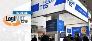 TIS GmbH auf der LogiMAT 2019