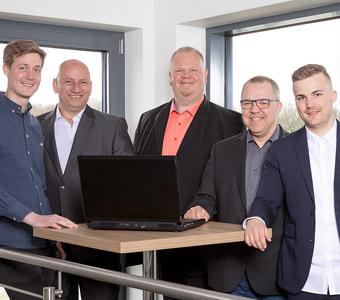 Vertrieb der TIS GmbH