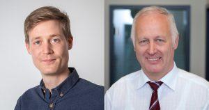 Fabian und Josef Bielefeld | TIS GmbH