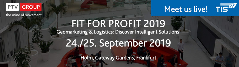 Fit For Profit 2019 | TIS GmbH will be there