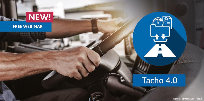 Free Webinars of TIS GmbH | Tacho 4.0