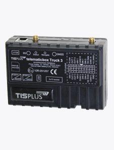 TISPLUS telematicbox Truck | Zubehör für Fahrzeuge
