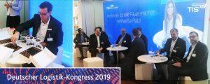 TIS auf dem Deutschen Logistik-Kongress 2019