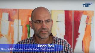 Boll Logistik | Kunde der TIS GmbH