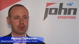John Spedition | Kunde der TIS GmbH
