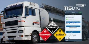 Gefahrguttransporte mit TISLOG