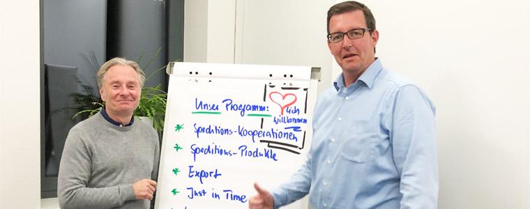 Mitarbeiterschulung der TIS GmbH