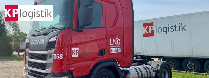 KP Logistik | Kunde der TIS GmbH