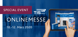 Onlinemesse der TIS GmbH