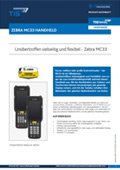 TISWARE Zebra MC33 | Logistikhardware