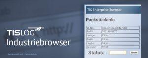 TISLOG Logistiksoftware | Industriebrowser