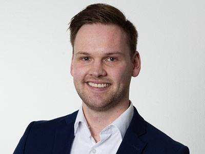 Tobias Enge | Vertrieb der TIS GmbH