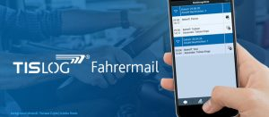 TISLOG Logistiksoftware | Fahrermail