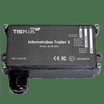 TISPLUS telematicbox Trailer | Logistikzubehör | Telematik