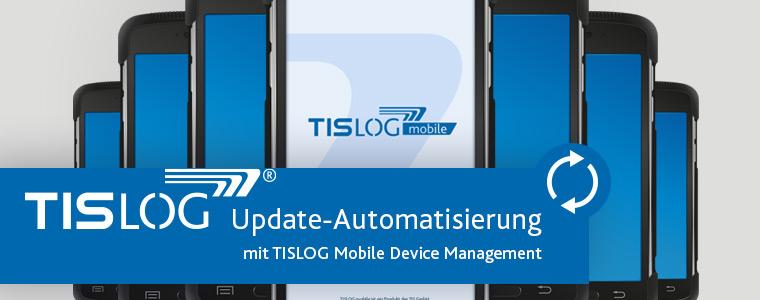 TISLOG Logistik-Software | Mobile Device Management
