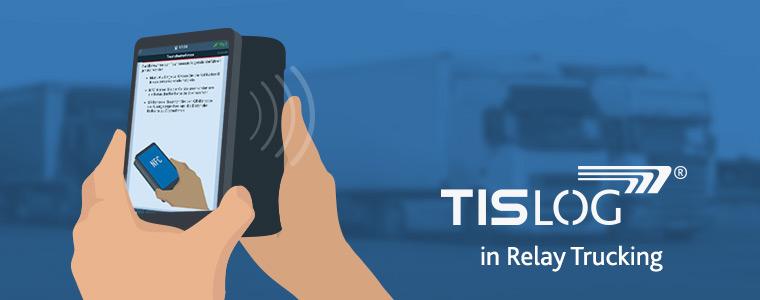TISLOG mobile Relay Trucking