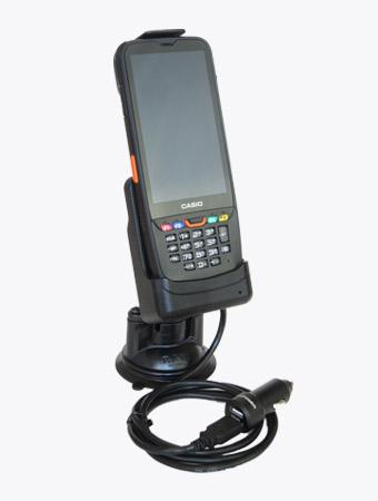 TISPLUS Fahrzeughalterung für CASIO IT-G600/650