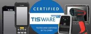 TISWARE Certified Logistikhardware
