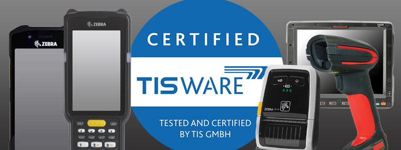 TISWARE Certified Logistikhardware