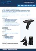 TISPLUS Honeywell EDA51 Scan Handle