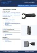 TISPLUS Handstrap für Honeywell Industriehandhelds