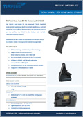 TISPLUS Logistikzubehör Honeywell CT60 XP Scan Handle