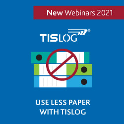 Free Webinar | Paperless with TISLOG