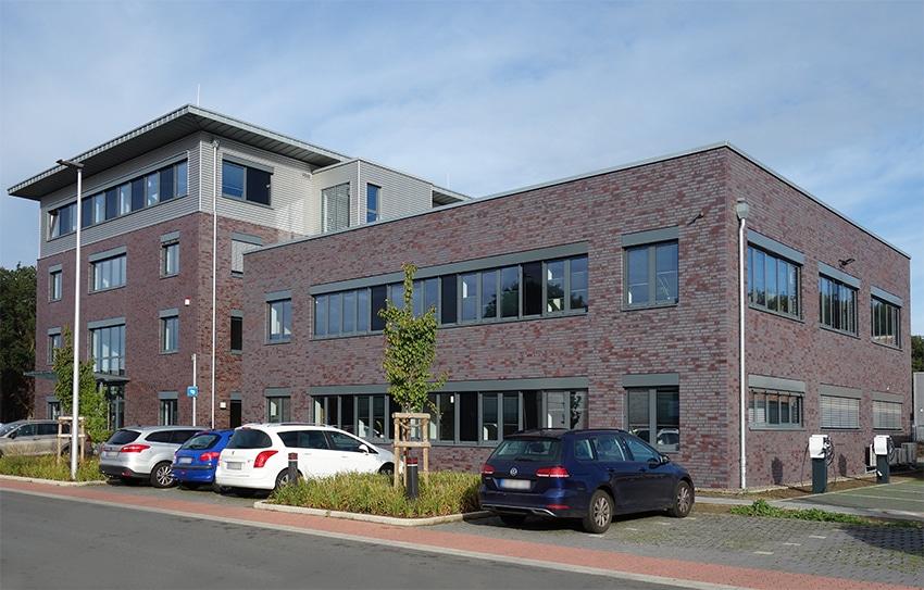 Gebäude TIS GmbH