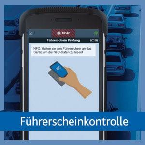 Führerscheinkontrolle | TISLOG | Telematiksoftware