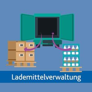 Lademittelverwaltung in der TISLOG Logistiksoftware