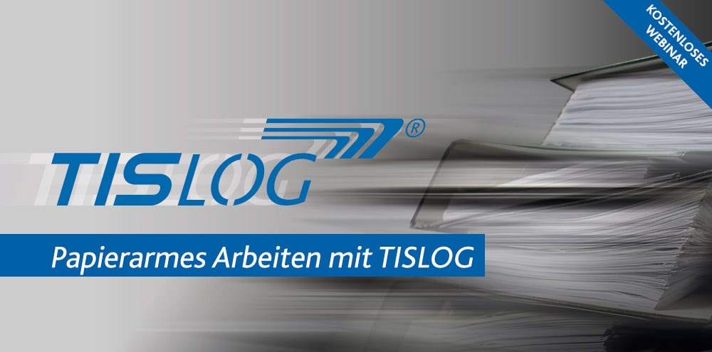 Papierloses Arbeiten mit TISLOG | Telematik