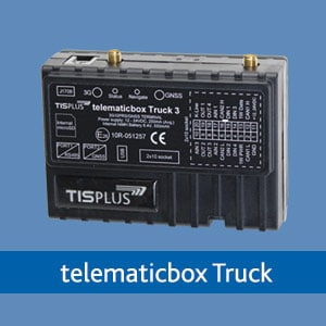 telematicbox Truck | TIS GmbH | Telematik-Zubehör
